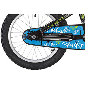 Ghost Powerkid AL 16 Lapset, night black/riot blue/star white